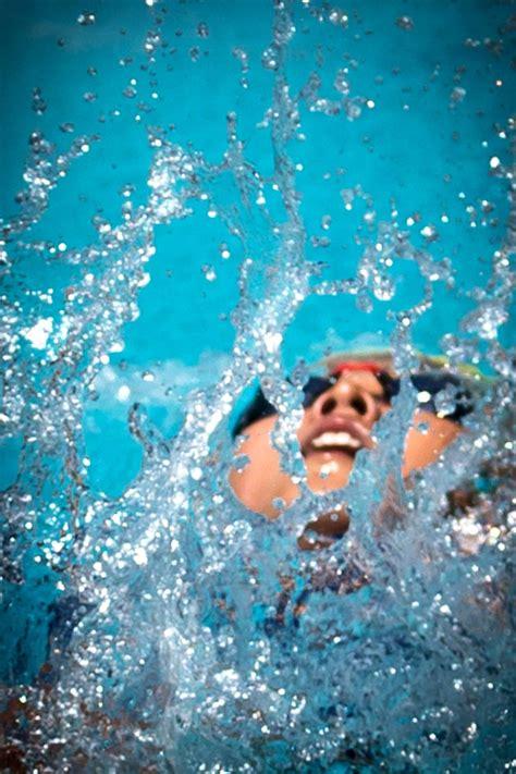 art  swimming swimmers  motion photo vault