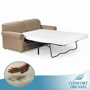 sofa bed mattress 7 most comfortable hometone With comfortable queen sofa bed