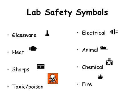 recognizing lab safety worksheet answers worksheet list