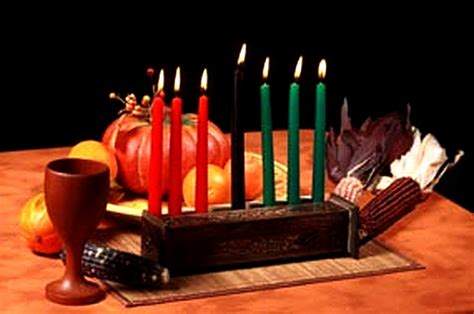 kwanzaa decorations kwanzaa table public domain clip art photos and images
