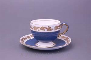 Wedgwood Porzellan Alte Serien : wedgwood powder blue kaffeetasse mit untere alteserien ~ Orissabook.com Haus und Dekorationen