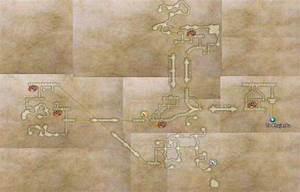 Final Fantasy XII 12 FFXII FF12 Maps Lhusu Mines