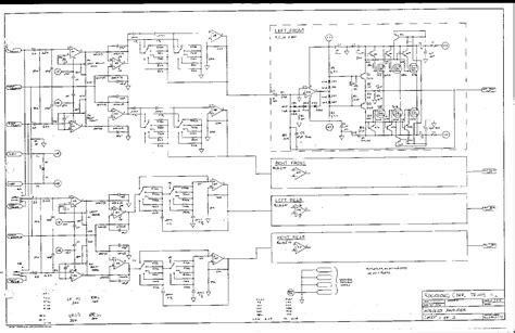 rockford fosgate p2002 manual wiring diagram and schematics