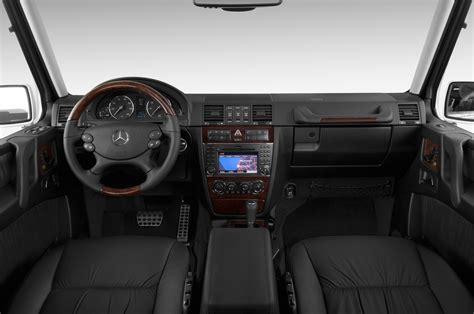 mercedes dashboard spied mercedes benz g55 amg gains mild facelift