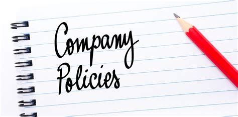 6 Tips To Help You Write Your Policies And Procedures