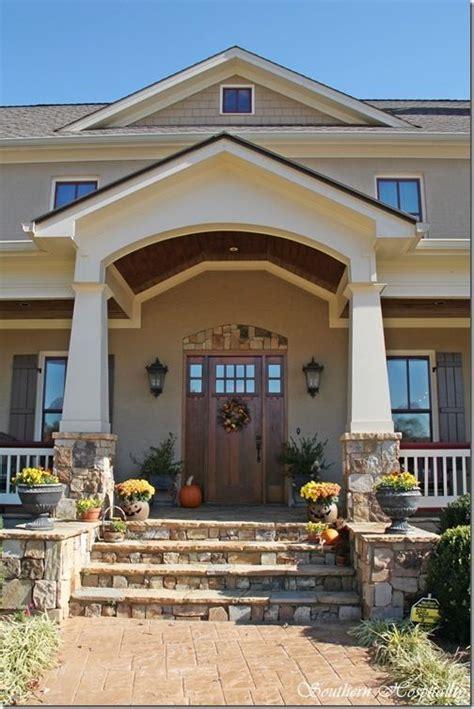 beautiful craftsman porches porch steps craftsman style front door craftsman front