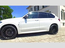Breyton Race LS on BMW X5M YouTube