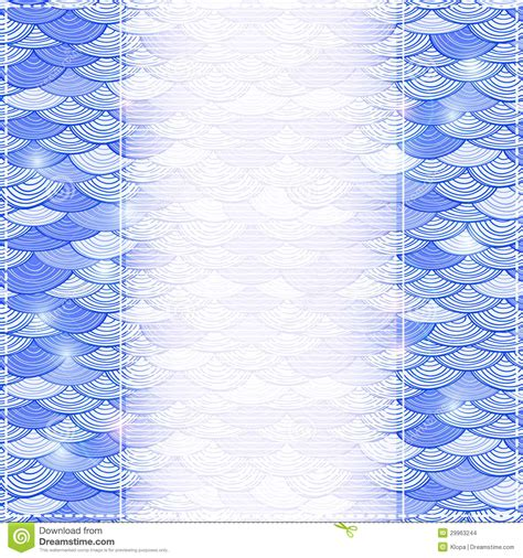 invitation card  place  text  blue wave pattern