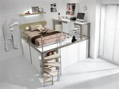 lit mezzanine avec bureau lit enfant mezzanine avec bureau