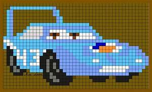 Pixel Art Voiture Facile : nini loom loisirs cr atifs page 75 ~ Maxctalentgroup.com Avis de Voitures