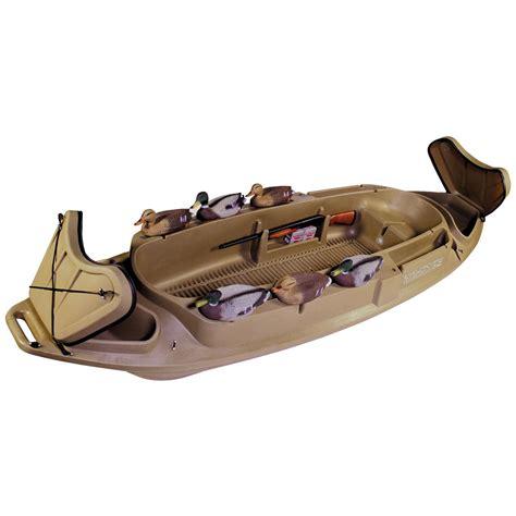 Beavertail Stealth Boat Trailer by Beavertail 174 Stealth 1200 Sneak Boat 581607 Waterfowl