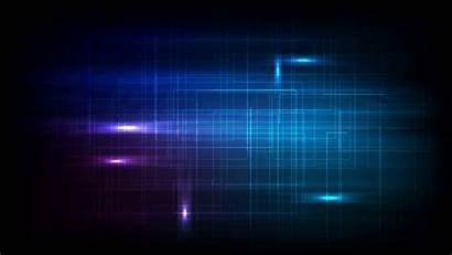 Neon 4k Abstract Background Glowing Ultra Tech