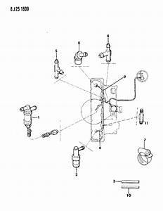 1989 Jeep Wrangler Pcv System