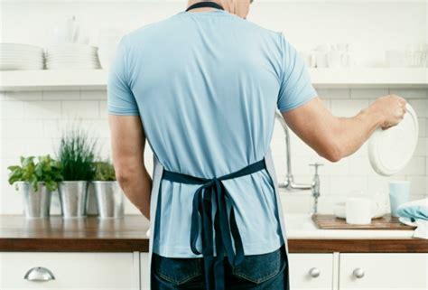 Women And Men Household Tasks