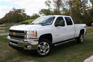 Chevy Silverado 2500hd Heaps On The Enhancements For 2012