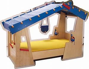 Construire Un Lit Cabane : un lit cabane galerie photos d 39 article 4 12 ~ Melissatoandfro.com Idées de Décoration