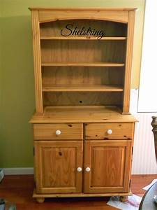 Shelstring, Blog, The, Perfect, Pine, Hutch