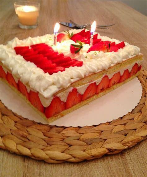 les recettes de la cuisine de asmaa gâteau d anniversaire les recettes de la cuisine de asmaa
