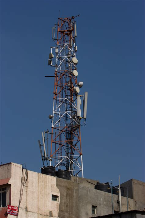 cell phone towers indus towers makes 10 million tree impact sustainability