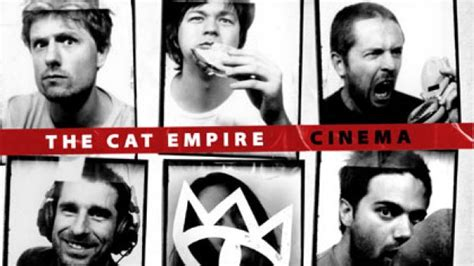 Cinema The Cat Empire Album Review
