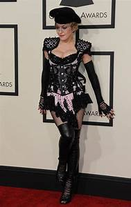 Grammys 2015: Madonna flashed bum in racy matador outfit ...