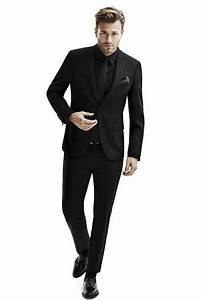 Suit Colors-6 Suit Colors for the Classy Gentleman | Black ...