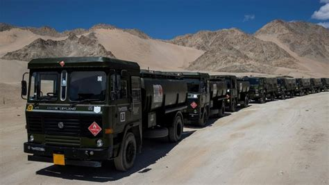 India, China commanders meet again on ending border ...