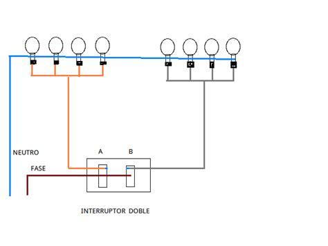 solucionado llaves de doble interruptor electricidad hogar yoreparo solucionado he colocado un interruptor doble electricidad domiciliaria yoreparo