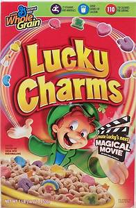 Lucky Charms Cereal Quotes. QuotesGram
