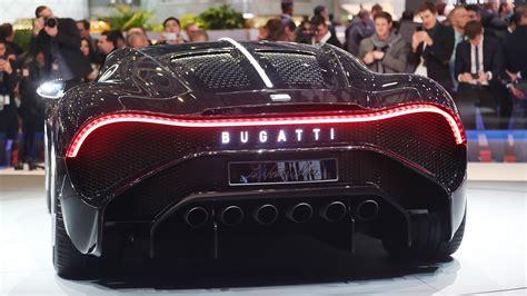 The Secrets of Bugatti's $19 Million La Voiture Noire ...