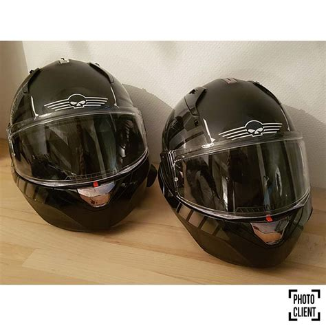 motorradhelm harley davidson kit stickers r 233 fl 233 chissants f 252 r motorradhelm harley davidson skull