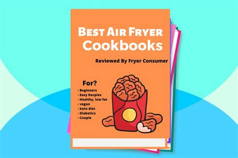 air fryer cookbook fryers cookbooks