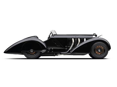 1930 Mercedes-Benz 710 SSK Trossi Roadster – RONNIEROCKET.COM