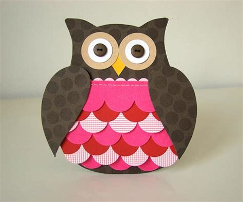 paper owl craft insured  laura