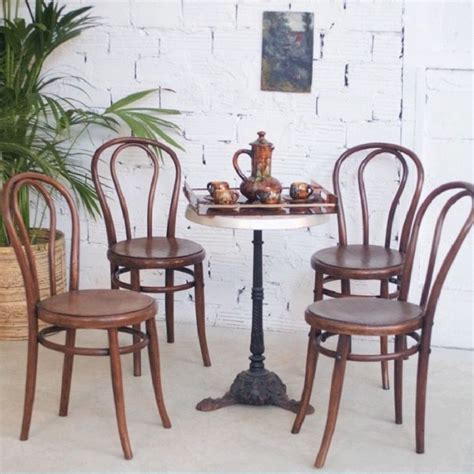 the 25 best ideas about chaise bistrot on pinterest