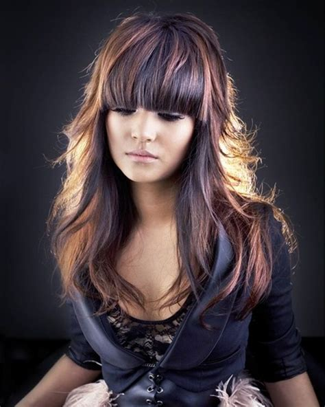 Cool Hair Color Shades by New Hair Colors For 2014 20 Cool Hair Color Ideas To Try