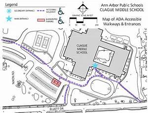 Our Schools    Ada Walkways  U0026 Entrances