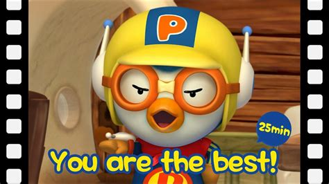 [pororo Mini Movie] Ep6 You Are The Best !