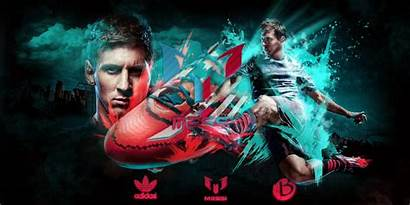 Messi Cool Wallpapers Lionel Backgrounds Ronaldo Football