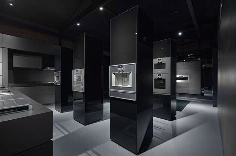A look inside Gaggenau s new flagship showroom