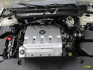 2003 Cadillac Deville Sedan 4 6 Liter Dohc 32v Northstar