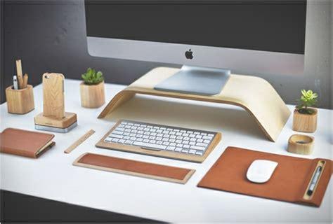 Accessoires De Bureau Design - accessoires de bureau artisanaux par grovemade