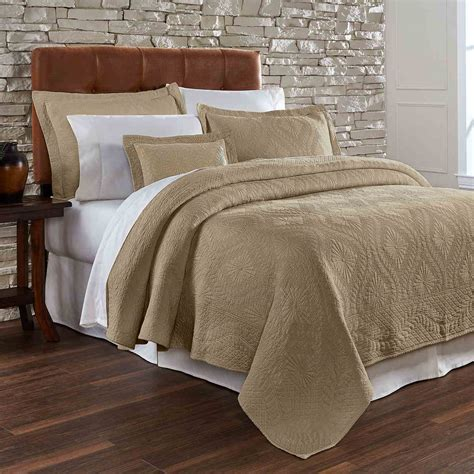 traditions linens bedding suzi matelasse coverlet  shams