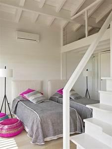 Lit Jumeaux Adulte : modernized cottage style decoholic ~ Teatrodelosmanantiales.com Idées de Décoration