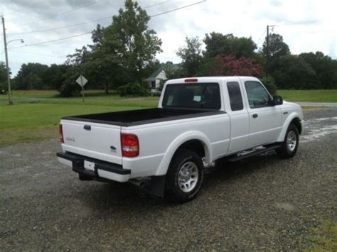ford ranger 4 door buy used 2011 ford ranger xlt extended cab 4 door 4