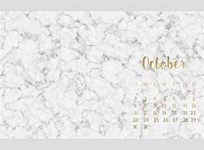 FREE October Desktop Wallpapers Beauty and the Chic