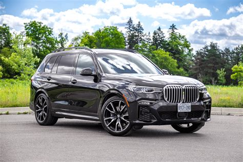 review 2019 bmw x7 xdrive40i car