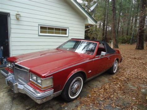 Find Used 1981 Custom Convertible-2 Seater Cadillac