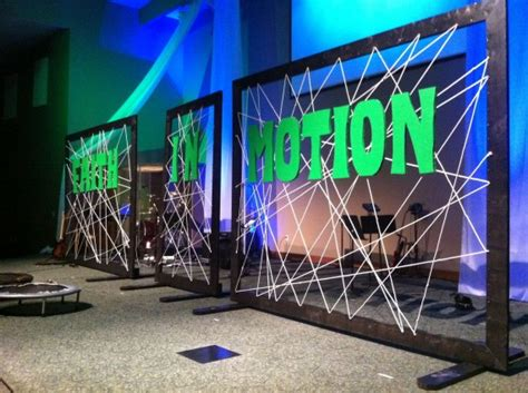 letters   web church stage design ideas
