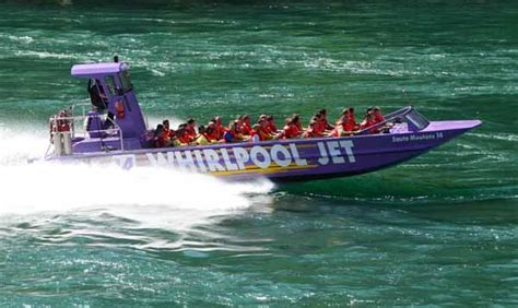 Whirlpool Jet Boat by Whirlpool Jet Boat Tours Niagara Falls Up